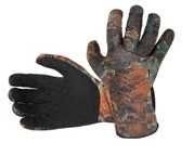 Camo Spearfishing Glove