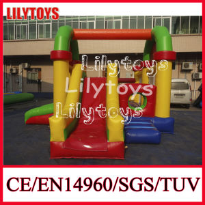 Funny Mini Lovely Commercial Inflatable Castle for Sale (J-BC-024)