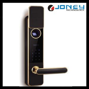 I100 Digital Password Fingerprint Door Lock with Touch Keypad pictures & photos