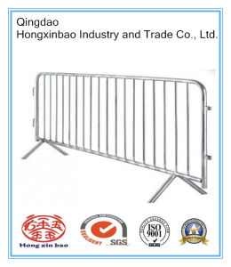 Crowd Control Barrier/Traffic Barrier pictures & photos