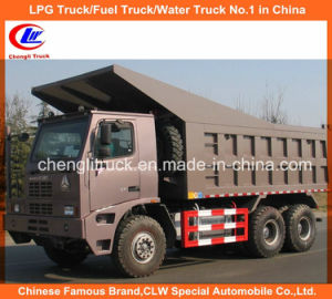 Heavy Duty 371HP Sinotruk HOWO 6X4 Mining Tipper/Dump Truck pictures & photos