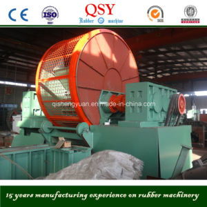 Whole Tyre Shredder Machine/Tyre Recycling Machinery pictures & photos