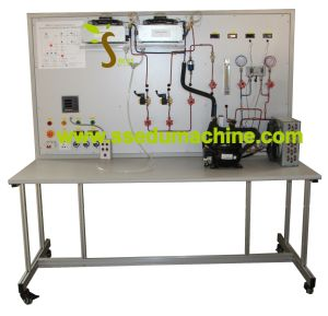 Split Unit Air Conditioner Cooling Heating System Station Training Unit pictures & photos