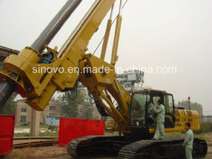 Rotary Drilling Machine Original CAT TR220D Rigs Foundation Pile Equipment pictures & photos