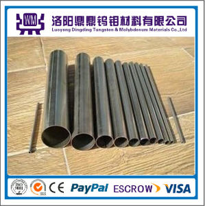 Forged Machined Molybdenum Tubes, Molybdenum Pipes or Tungsten Tubes/Pipes   for Transistors and Thyristors Industry Hot Sale in China pictures & photos