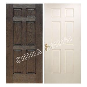 Full Light Interior Door Full Height Glass Doors FRP Composite Door