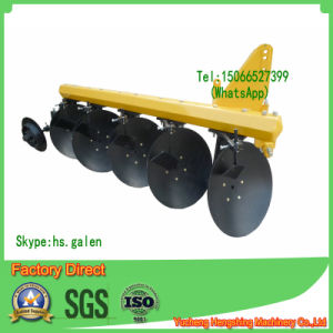 Agricultural Mounted 5 Disc Plough Single Way in Cultivato pictures & photos