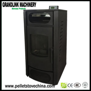Black Color Pellet Stove with Ce Certificate pictures & photos
