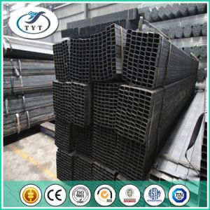 China Tianjin Professional Black Steel Pipe Factory Manufacturer pictures & photos