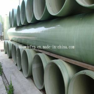 GRP/Glass Fibre Reinforced Water Pipe/GRP Pipe Fittings/Pipe Machine pictures & photos