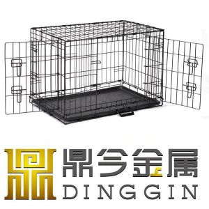 Metal Cage for Small Animals with 2 Doors pictures & photos