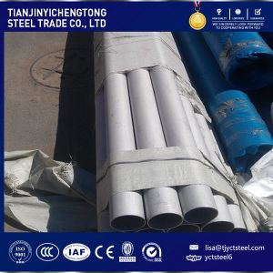 TP304 Stainless Steel Tube Seamless Type Factory Price pictures & photos