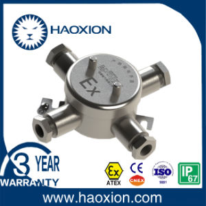 Hang Type Explosion Proof Stainless Steel Junction Box with Atex pictures & photos