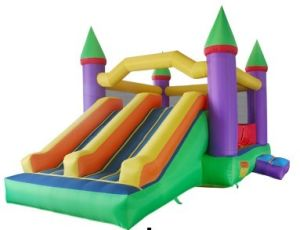 Cheap Price Bouncy Castles Inflatable Combo Jumping Bed pictures & photos