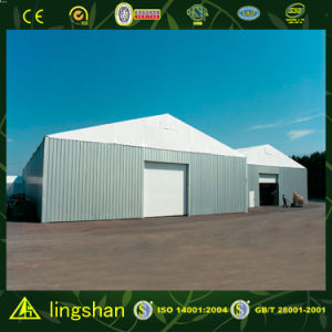 Economic Simple Steel Frame Warehouse pictures & photos