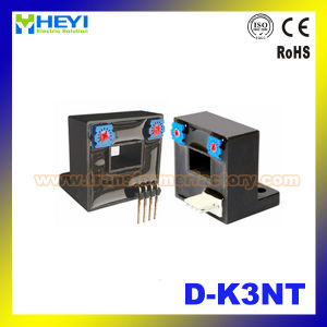 Clamp on (D-K3NT) DC Current Sensor Hall Effect Current Transducer pictures & photos