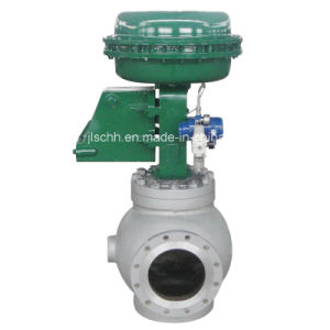 K1503 High Pressure Low Noised Caged Control Valve