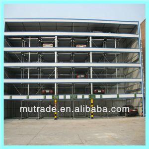 Smart 4 Floors Automatic Car Parking Lift System pictures & photos