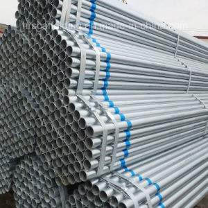 Q235/Q345 ERW Welded Hot Dipped Galvanized Scaffolding Pipes pictures & photos