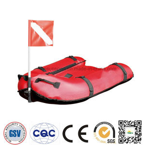 Mate Inflatabe Scuba Gangway Boat for Diving