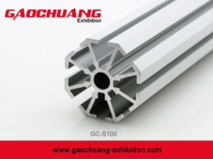 Upright Extrusion for Classic Exhibition Booth Stand (GC-S100) pictures & photos