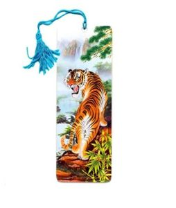 Customized 3D Lenticular Bookmark for Promotion pictures & photos