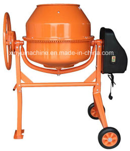 140L Portable Mini Concrete Mixer (JS140) pictures & photos