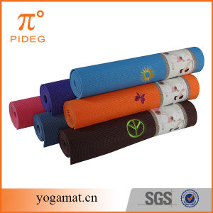 Anti Slip Yoga Mat with Custom Logo pictures & photos