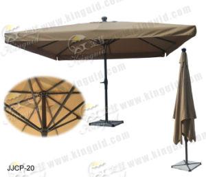 Outdoor Umbrella, Central Pole Umbrella, Jjcp-20 pictures & photos