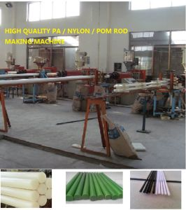 Low Energy Consumption POM Bar Plastic Extruding Making Machinery pictures & photos