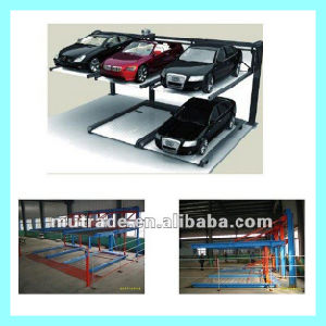 Multilevel Automated Car Parking System pictures & photos