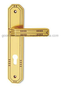 High Quality Solid Brass Door Handle 811 pictures & photos