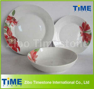 Buy Porcelain Living Art Tableware Dinner Sets pictures & photos