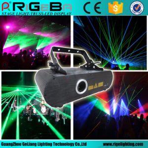 New High Power 3W RGB DMX Ilda SD Card laser Show Disco DJ 3D Laser Light pictures & photos