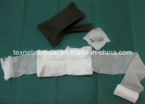 Hot Sale Army Field Wound Dressing for Medical Use pictures & photos
