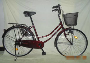 Sh-CB326 26 Inch Lady Street City Bike pictures & photos
