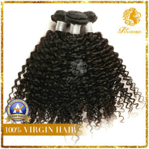 7A Grade Water Wave 100% Indian Virgin Remy Human Hair Weft (WW-2) pictures & photos