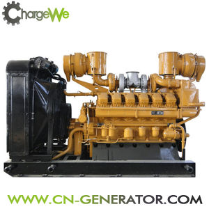 ISO 9001 4-Stoke Gas/Electric Motor Diesel Generator Sets pictures & photos