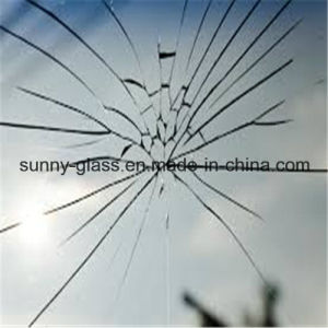 Safety Colored Laminated Glass for Building Glass pictures & photos