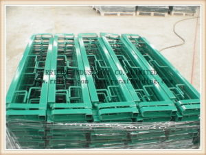 Galvanized Swivel Scaffold Guardrails for Construction pictures & photos