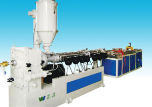 Wood-Plastic Extrusion Line for Experiment (SWMSD-S)