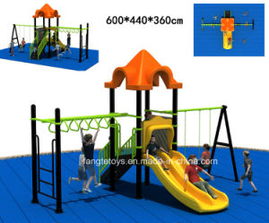 Outdoor Playground Equipment FF-PP217 pictures & photos