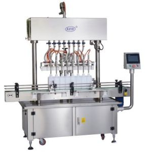 High Quality Full Automatic Motor Oil Liquid Bottle Filling Machine pictures & photos