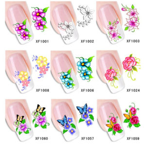 Nail Art Water Decal Transfer Sticker Nail Beauty Decoration pictures & photos