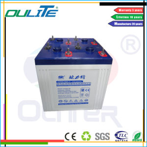 Oliter Cheap 2V 1500ah Lead Acid Battery pictures & photos