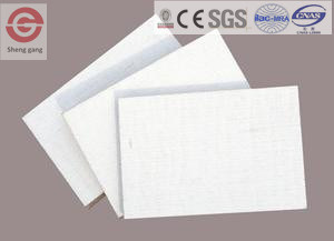Light Weight Fire Retardant Insulation Waterproof Fireproof Magnesium Oxide Sheet pictures & photos