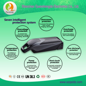 Manufacturer Price 18.5V/5ah Electric Bicycle Lithium Battery Pack pictures & photos