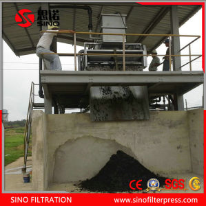 Belt Filter Press Manufacturer for Sludge Dewatering pictures & photos