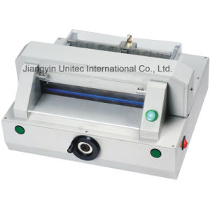 Top Sell Electric Paper Cutting Machine HD-Qz320 pictures & photos