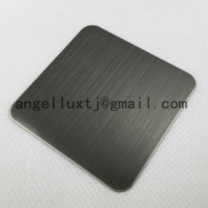 Hot Sell to Dubai Good Quality 201 Hairline No. 4 Finish Stainless Steel Decorative Sheets pictures & photos